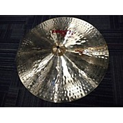 Paiste 20in 3000 China Type Cymbal