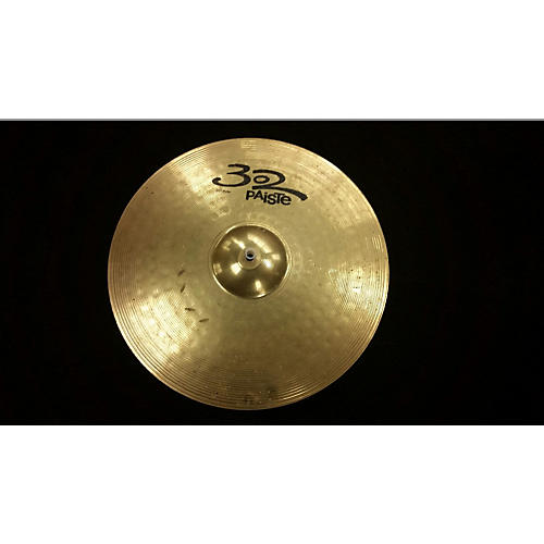 Paiste 20in 302 Ride Cymbal