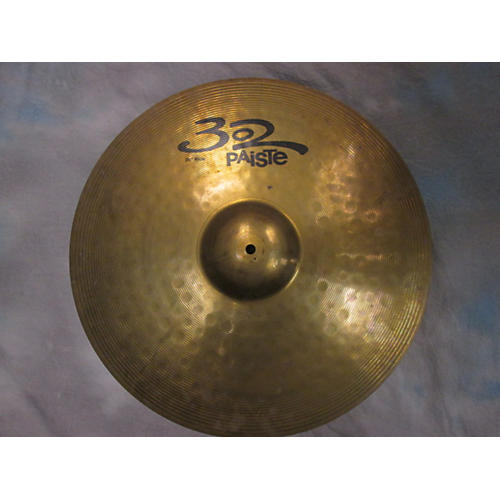 Paiste 20in 302 Ride Cymbal-thumbnail