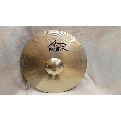 Paiste 20in 402 Ride Cymbal-thumbnail