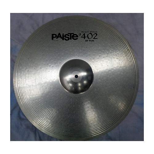 Paiste 20in 402 Series Cymbal