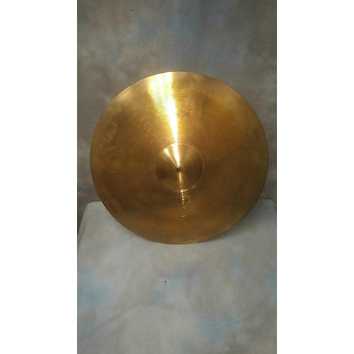 Paiste 20in 502 Bronze Ride Cymbal-thumbnail