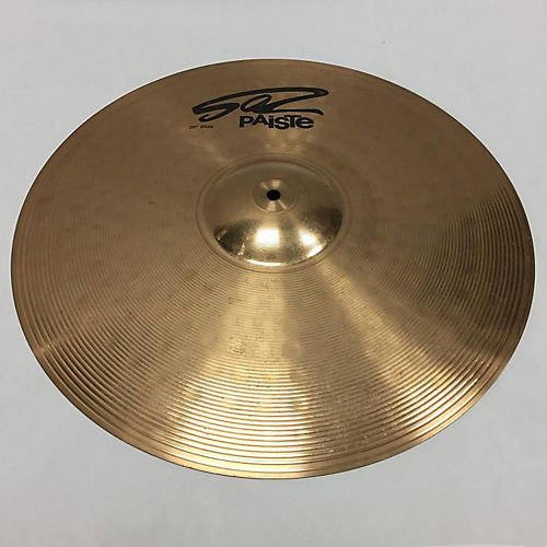 used paiste 20in 502 ride cymbal guitar center. Black Bedroom Furniture Sets. Home Design Ideas