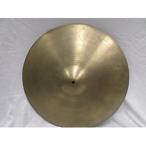 Pre-owned Zildjian 20 inch 60s Ride Cymbal Cymbal