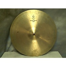 Istanbul Mehmet 20in 70's Traditional Cymbal