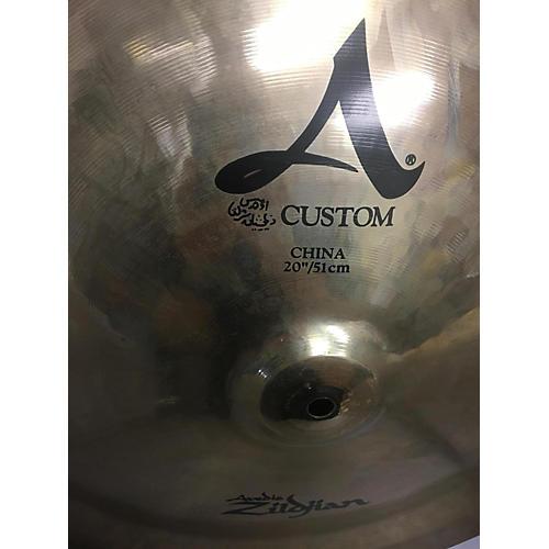 Zildjian 20in A Custom China Cymbal-thumbnail