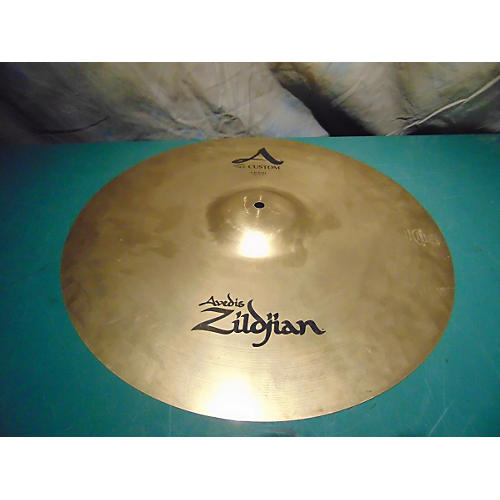 Zildjian 20in A Custom Crash Cymbal-thumbnail
