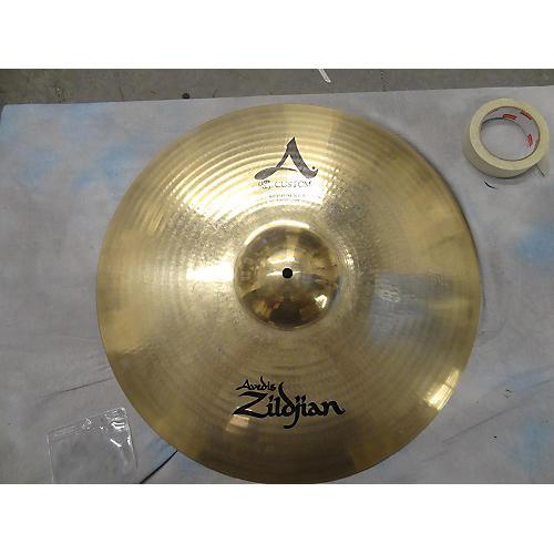 Zildjian 20in A Custom Cymbal-thumbnail