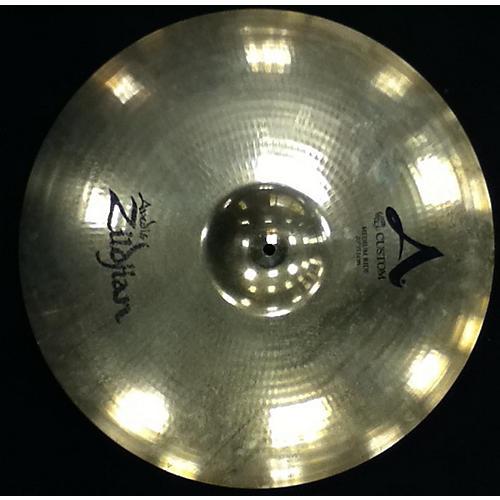 Zildjian 20in A Custom Medium Ride Brass Cymbal