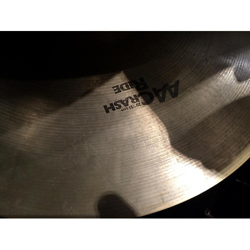Zildjian 20in A Custom Medium Ride Cymbal  40