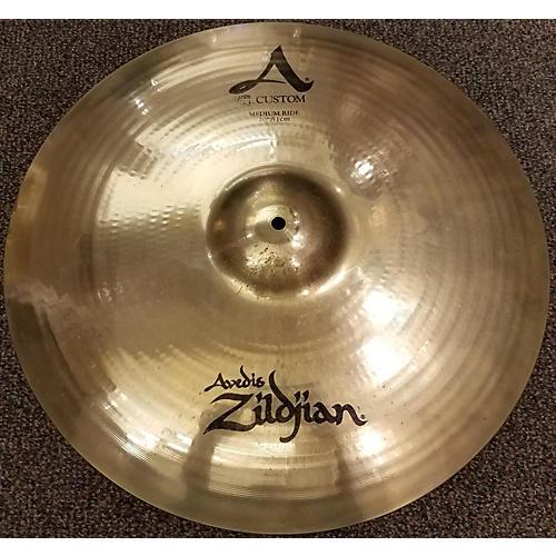 Zildjian 20in A Custom Medium Ride Cymbal-thumbnail