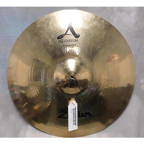 Zildjian 20in A Custom Medium Ride Cymbal