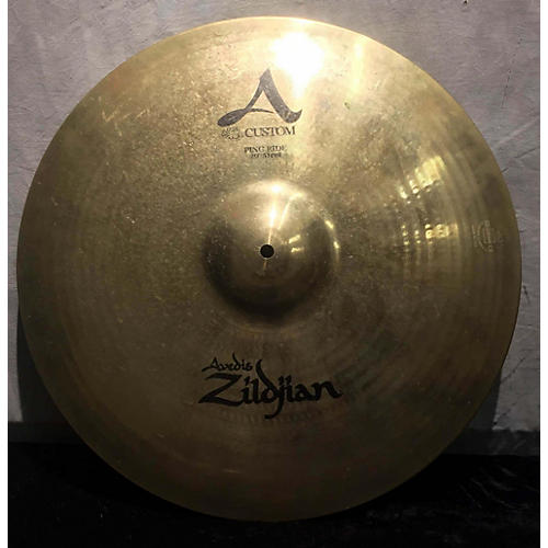 Zildjian 20in A Custom Ping Ride Cymbal