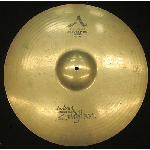 Zildjian 20in A Custom Projection Ride Cymbal  40