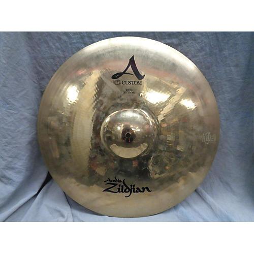 Zildjian 20in A Custom Ride Cymbal-thumbnail