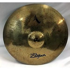Pre-owned Zildjian 20 inch A Custom Ride Cymbal