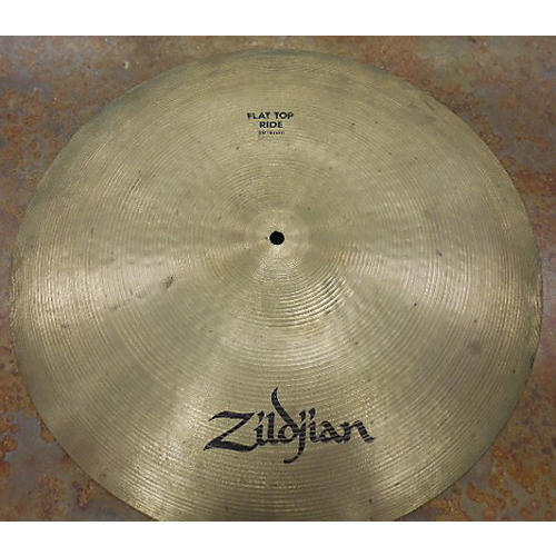 Zildjian 20in A Flat Top Ride Cymbal
