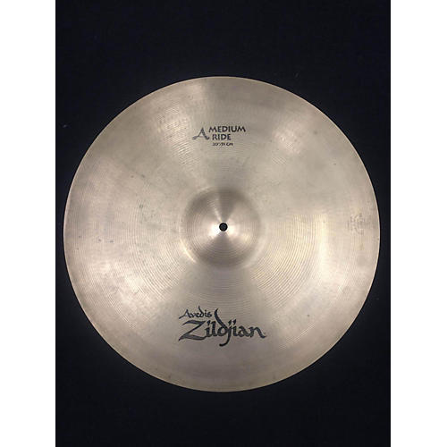 Zildjian 20in A Medium Ride Cymbal-thumbnail