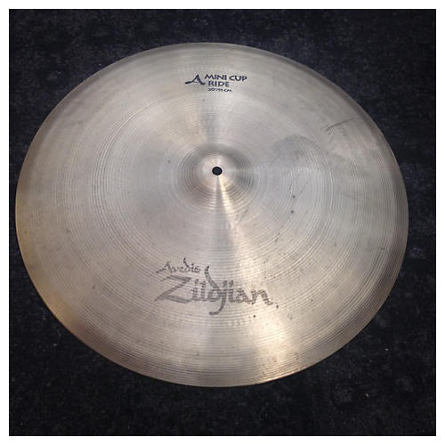 Zildjian 20in A Mini Cup Ride Cymbal