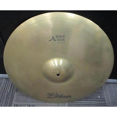 Zildjian 20in A Rock Ride Cymbal