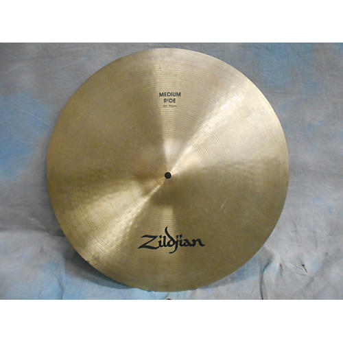 used zildjian 20in a series cymbal guitar center. Black Bedroom Furniture Sets. Home Design Ideas