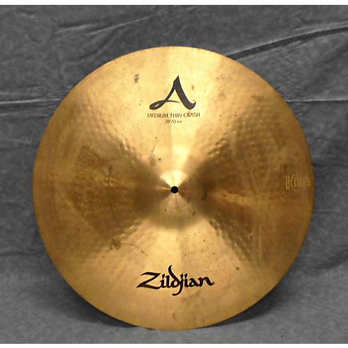 Zildjian 20in A Series Medium Crash Cymbal