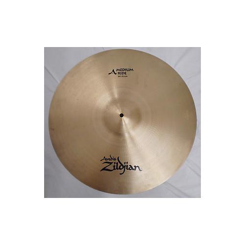 Zildjian 20in A Series Medium Ride Cymbal-thumbnail