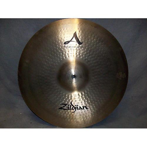 Zildjian 20in A Series Medium Thin Crash Cymbal-thumbnail