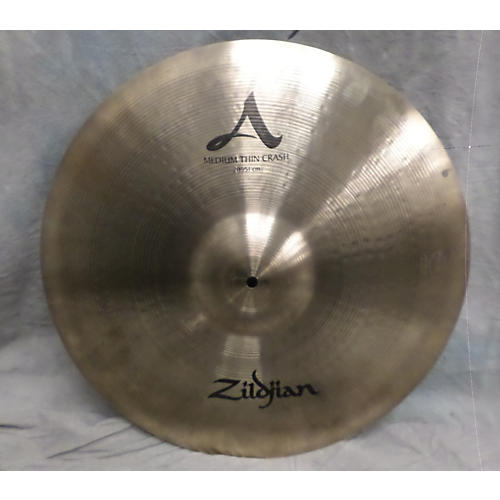 Zildjian 20in A Series Medium Thin Crash Cymbal
