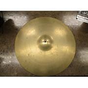 Sabian 20in AA Heavy Ride Cymbal