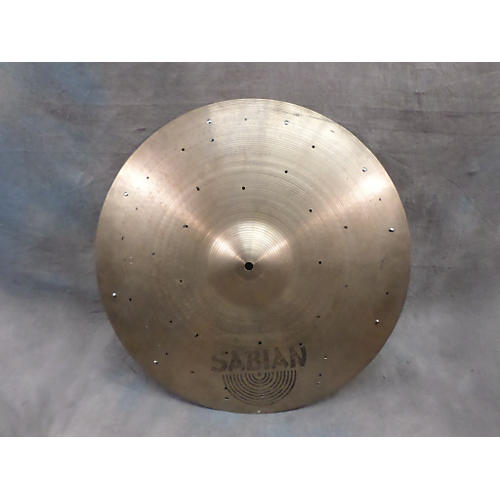 Sabian 20in AA Light Sizzle Ride Cymbal
