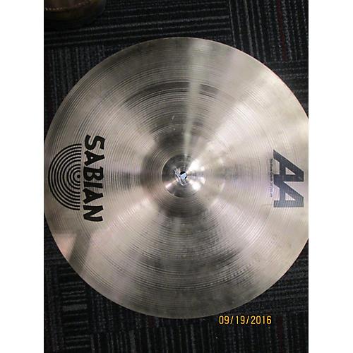 Sabian 20in AA Medium Crash Cymbal-thumbnail