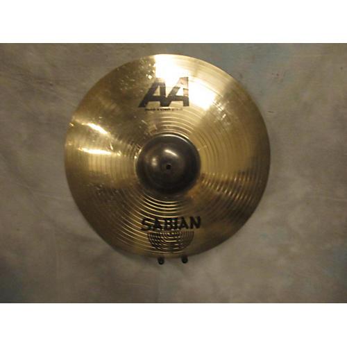 Sabian 20in AA Metal X Crash Cymbal