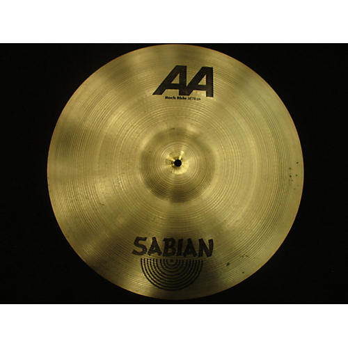 Sabian 20in AA Rock Ride Brilliant Cymbal-thumbnail