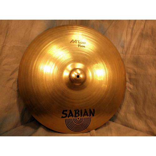 Sabian 20in AA Tight Ride Cymbal-thumbnail