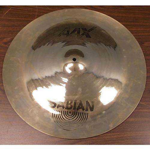Sabian 20in AAX China Brilliant Cymbal