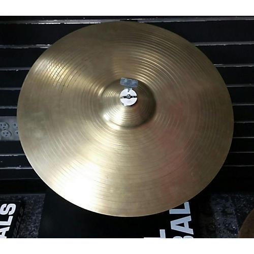 Sabian 20in AAX Metal Ride Brilliant Cymbal