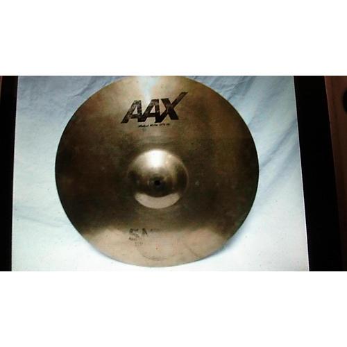 Sabian 20in AAX Metal Ride Cymbal