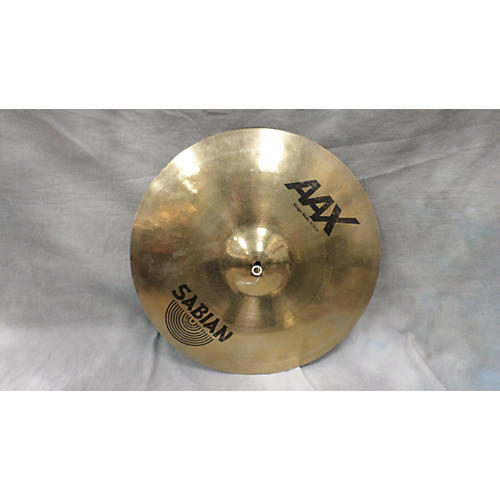 Sabian 20in AAX Stage Ride Brilliant Cymbal