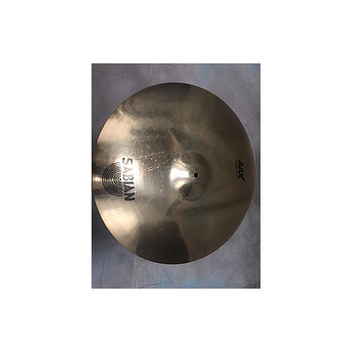 Sabian 20in AAX Stage Ride Cymbal-thumbnail