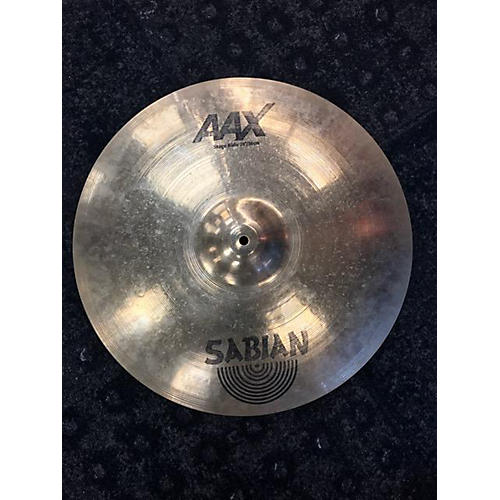 Sabian 20in AAX Stage Ride Cymbal-thumbnail