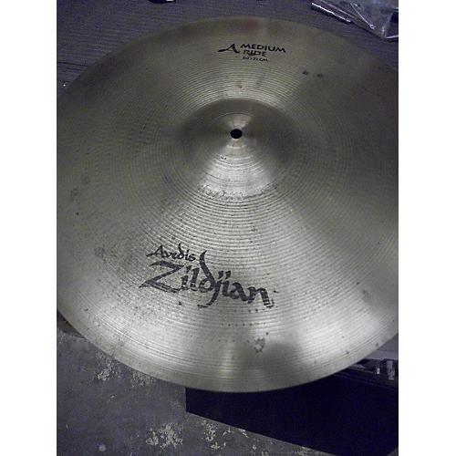 Zildjian 20in AVEDIS MED RIDE Cymbal  40