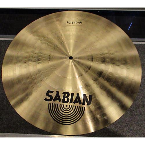 Sabian 20in Aa Flat Ride Cymbal-thumbnail