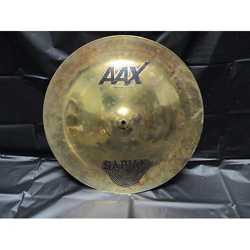 Sabian 20in Aax Chinese Cymbal