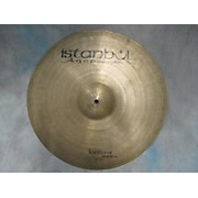 Istanbul Agop 20in Agop Traditional Medium Ride Cymbal