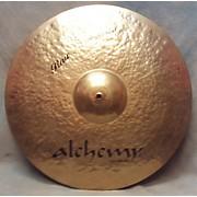 Istanbul Agop 20in Alchemy Raw Ride Cymbal