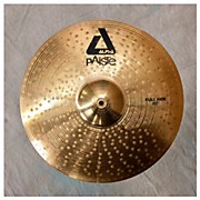 Paiste 20in Alpha Cymbal