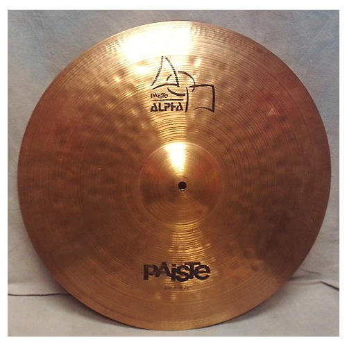 Paiste 20in Alpha Dry Ride Cymbal-thumbnail