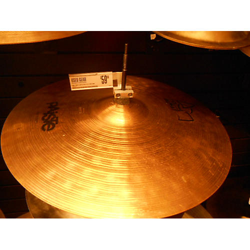 Paiste 20in Alpha Full Ride Cymbal-thumbnail