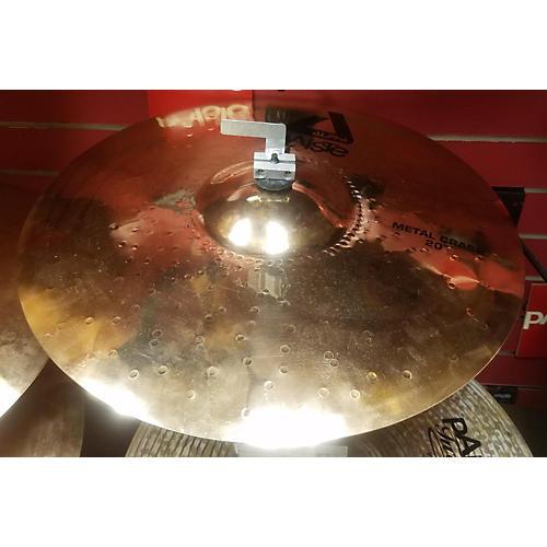 Paiste 20in Alpha Metal Crash Cymbal